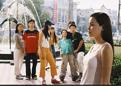 Guong mat 'la' cua Ho Ngoc Ha trong phim 11 nam truoc - Anh 2
