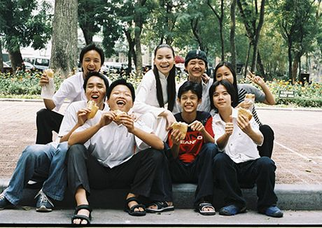 Guong mat 'la' cua Ho Ngoc Ha trong phim 11 nam truoc - Anh 5