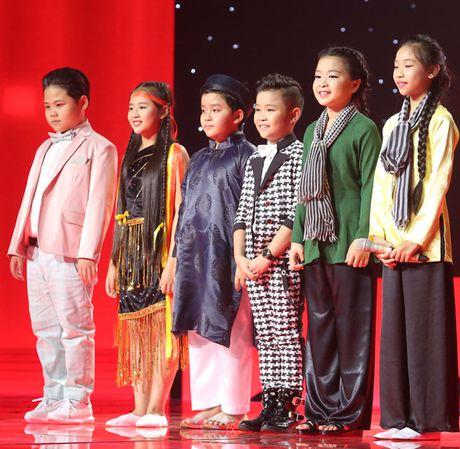 Liveshow 3 The Voice Kids: Dong Nhi lai khoc nhu mua - Anh 11