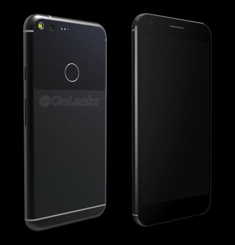 Soi thiet ke Google Pixel XL qua video 360 do - Anh 1