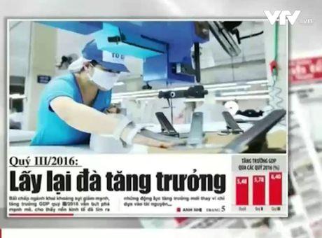 GDP quy III uoc dat 6,4%: Viet Nam dang dan lay lai da tang truong? - Anh 1