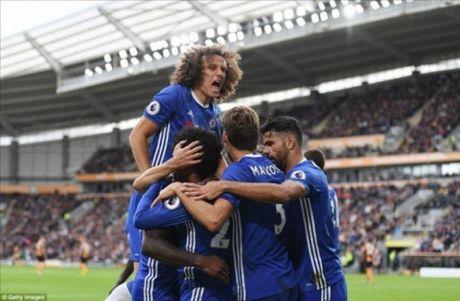 Hull City 0 – 2 Chelsea: Costa toa sang, Conte thoat khoi khung hoang - Anh 1