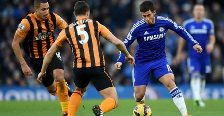 Highlight: Hull City 0-2 Chelsea (Vong 7 NHA) - Anh 1
