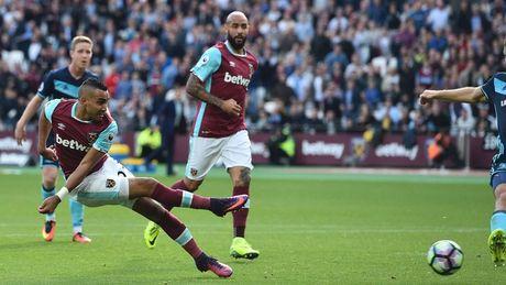 Kho tin: Payet solo qua... 6 cau thu truoc khi ghi ban cho West Ham - Anh 1