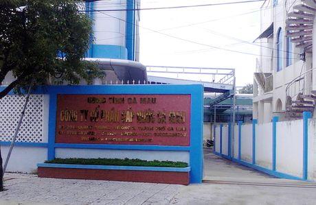 De xuat Cong ty Cap nuoc Ca Mau nhan 29 lao dong tro lai lam viec - Anh 1