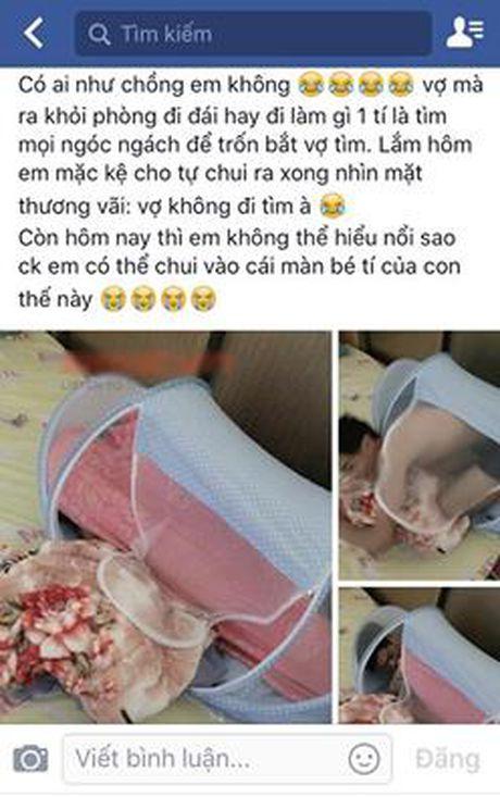 Phat cuong truoc do dang yeu cua ong chong 'nghien' tro tron tim - Anh 1