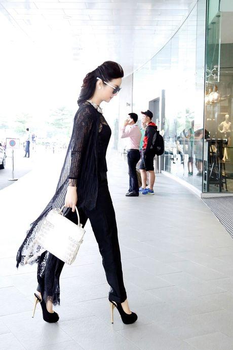 """""""Nguoi dep khong tuoi"""" Giang My quyen ru tai Lien hoan phim Thai Lan TP.HCM - Anh 2"""