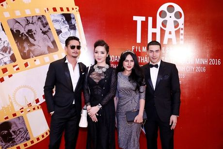 """""""Nguoi dep khong tuoi"""" Giang My quyen ru tai Lien hoan phim Thai Lan TP.HCM - Anh 5"""
