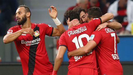 Leverkusen - Dortmund: Bo lo co hoi troi cho - Anh 1