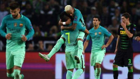 Celta Vigo – Barcelona: Mon no phai tra - Anh 1