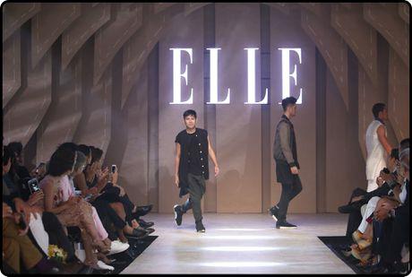 Ky Duyen bat ngo xuat hien trong vai tro vedette tai Elle Fashion Journey 2016 - Anh 20