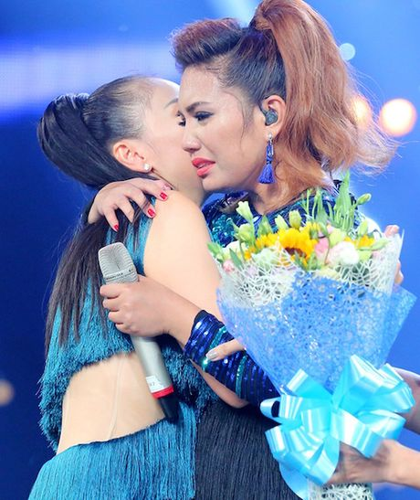 Vietnam Idol 2016: Doan ket dep cho co gai nguoi Philippines - Anh 2