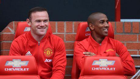 Rooney 'khong buon' du se khong tiep tuc duoc da chinh - Anh 1