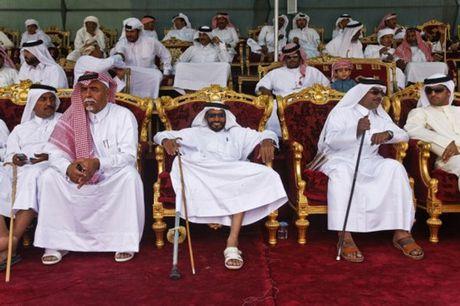 Choang ngop cuoc song cua quy toc A Rap Saudi - Anh 1