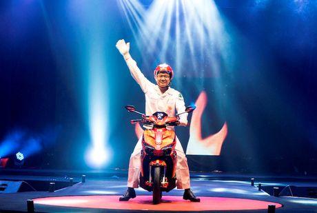Honda don chiec xe may thu 20 trieu tai Viet Nam - Anh 2
