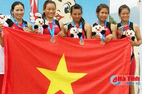 HLV va VDV Ha Tinh gianh huy chuong tai ABG 2016 - Anh 1