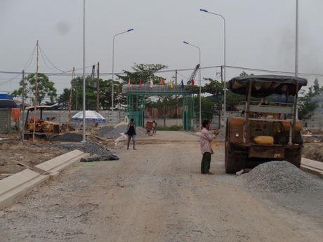 """Thanh tra So GTVT TP.HCM """"tram"""" nha thau khong du dieu kien hoat dong - Anh 1"""