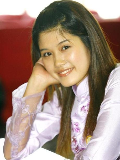 4 my nhan Viet tung la nguoi 'the chan' tai dau truong nhan sac quoc te - Anh 2