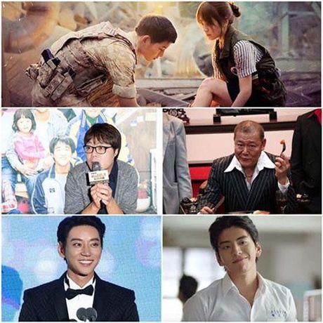 KET QUA APAN: Song Joong Ki gianh Giai thuong lon va Cap doi dep nhat, Lee Jong Suk trang tay - Anh 10