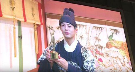 KET QUA APAN: Song Joong Ki gianh Giai thuong lon va Cap doi dep nhat, Lee Jong Suk trang tay - Anh 23