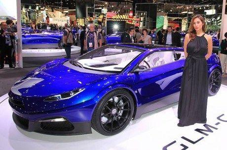 Dan my nhan quyen ru tai trien lam Paris Motor Show 2016 - Anh 6