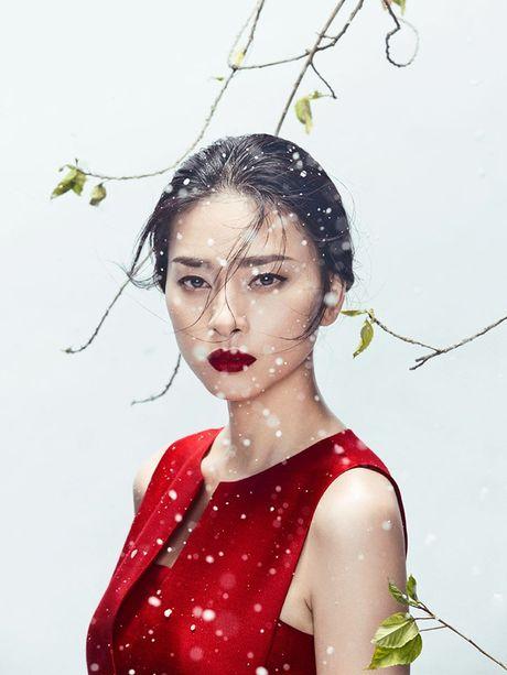 Khi nhung sao Viet trung thanh voi style makeup nhe nhang bat ngo lot xac ca tinh - Anh 4