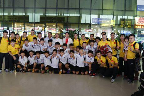 Tu hao, tuyen futsal Viet Nam duoc vinh danh giai Fair-play World Cup 2016 - Anh 1