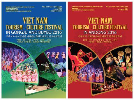 Viet Nam gioi thieu van hoa tai Han Quoc - Anh 1