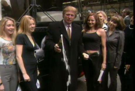 Trump xuat hien trong phim khieu dam cua Playboy - Anh 1