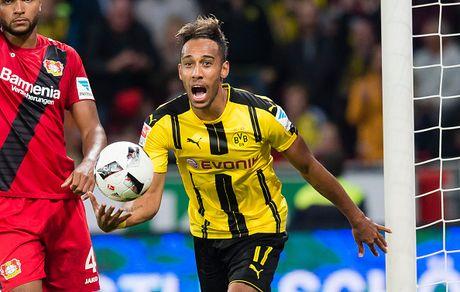 Chicharito 'no sung' khien Dortmund thua tran thu hai - Anh 10