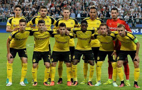 Chicharito 'no sung' khien Dortmund thua tran thu hai - Anh 2