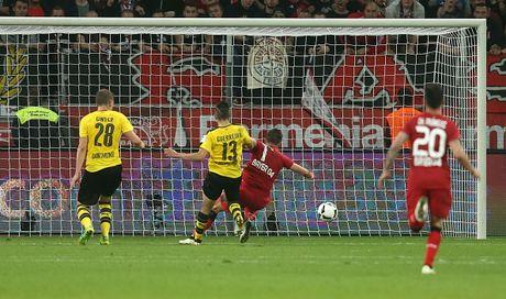 Chicharito 'no sung' khien Dortmund thua tran thu hai - Anh 6