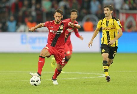 Chicharito 'no sung' khien Dortmund thua tran thu hai - Anh 7