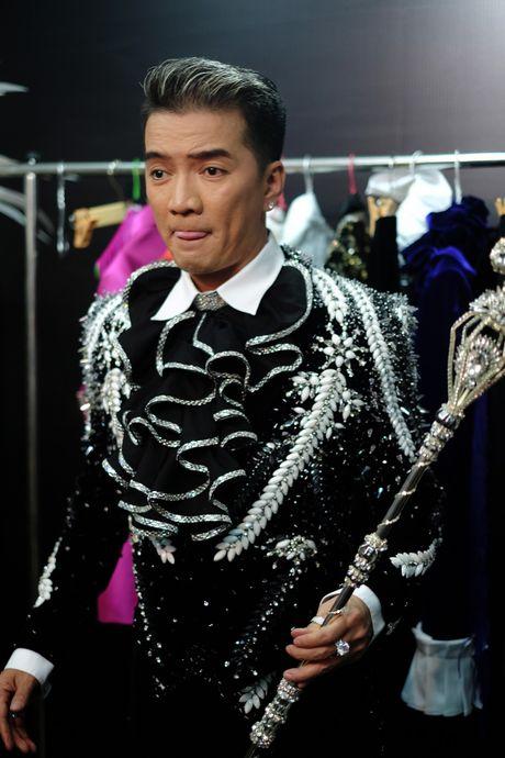 Kho hang hieu ma vang duoc Mr. Dam sam cho live show - Anh 1