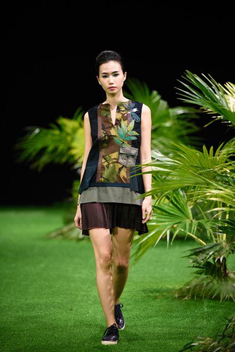 Bo suu tap khac biet nhat tai Vietnam Fashion Week - Anh 1