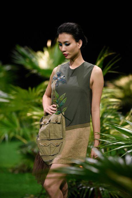Bo suu tap khac biet nhat tai Vietnam Fashion Week - Anh 3