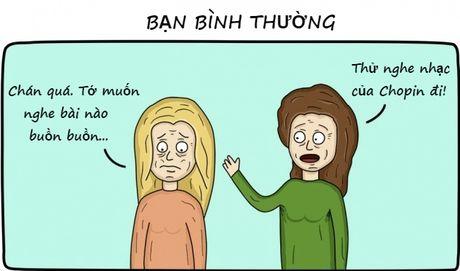 11 diem khac biet giua ban binh thuong va ban than - Anh 15