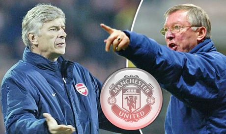 MU tung muon Wenger thay the Sir Alex - Anh 1