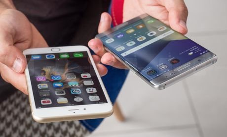 Nguoi dung Android kem chung thuy hon nguoi dung iPhone - Anh 1