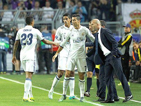 21h05 ngay 2/10, Real Madrid - Eibar: Khong mao hiem, Real se lai chien thang - Anh 1