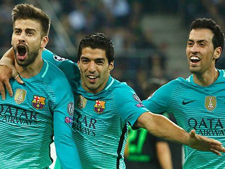1h45, ngay 03/10, Celta Vigo – Barcelona: Thang Celta de het nho Leo Messi - Anh 1