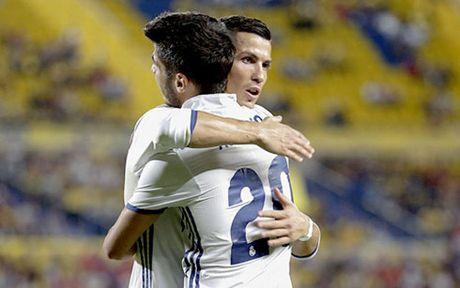 Real - Eibar: Tim lai mach thang - Anh 1