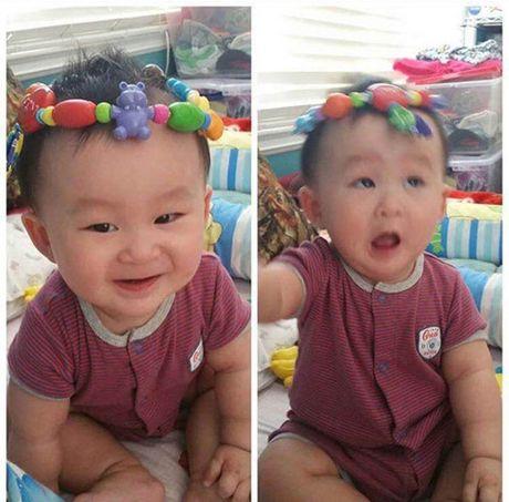 Anh cuoi va con trai cua 'be' Xuan Mai - Anh 13
