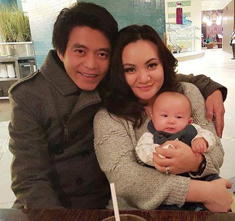 Anh cuoi va con trai cua 'be' Xuan Mai - Anh 7