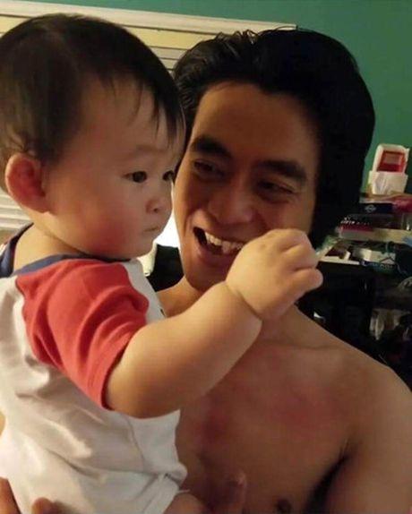 Anh cuoi va con trai cua 'be' Xuan Mai - Anh 9
