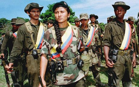 Luc luong noi day Colombia se boi thuong cho nan nhan chien tranh - Anh 1