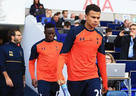 TRUC TIEP Tottenham 1-0 Man City: Kolarov phan luoi - Anh 4