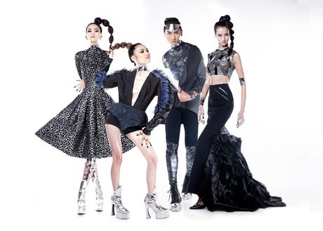 Top 4 Next Top Model phu plastic chup hinh truoc 'gio G' - Anh 1