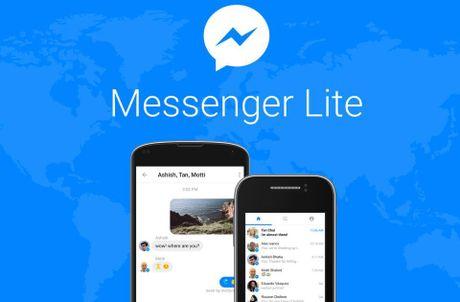 Facebook ra Messenger rut gon cho dien thoai Android doi cu - Anh 1