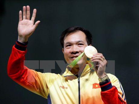 Dau an the thao Viet Nam tai dau truong Olympic - Anh 1